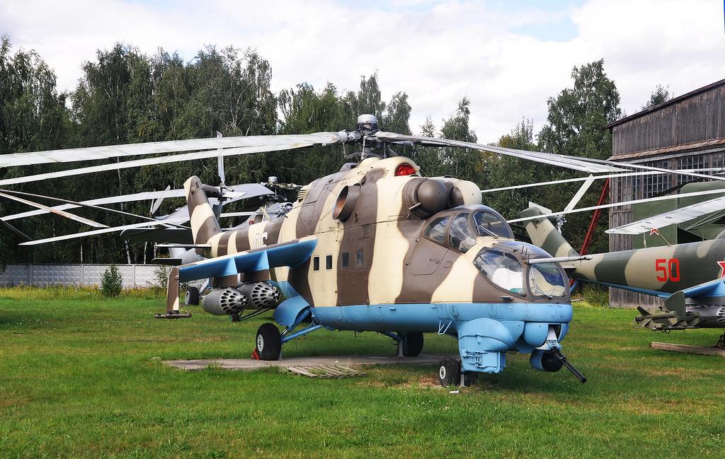 Ми-24 фото