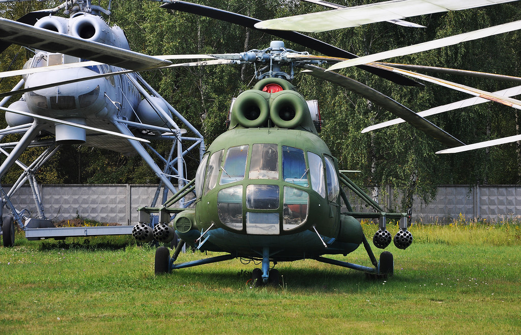 Ми-8Т фото