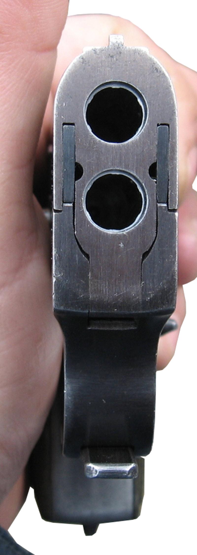 """Фото пистолета МСП """"Гроза"""""""