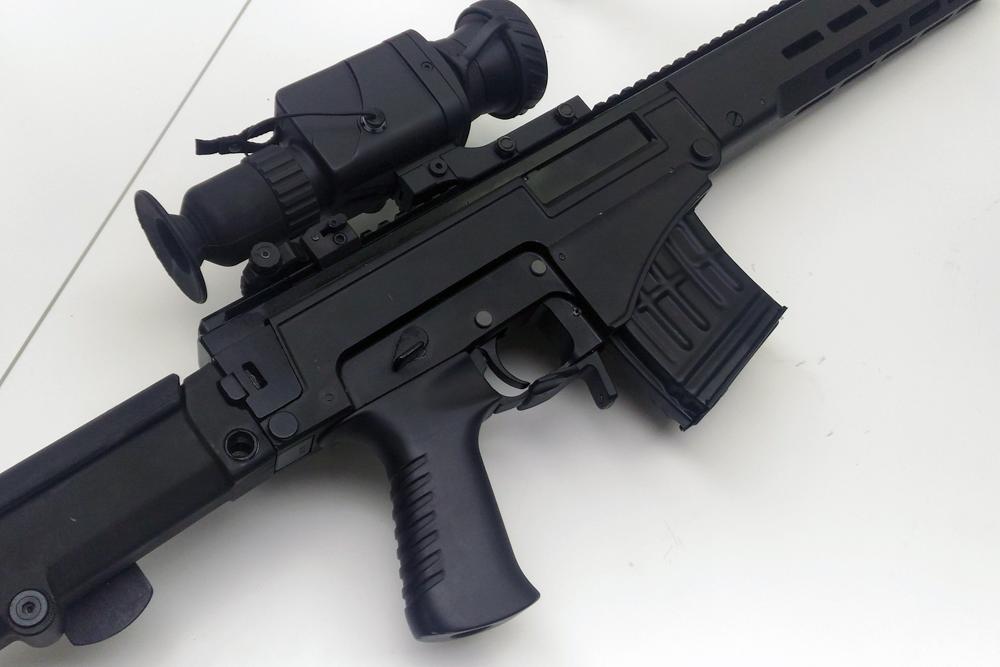 СВЧ винтовка фото
