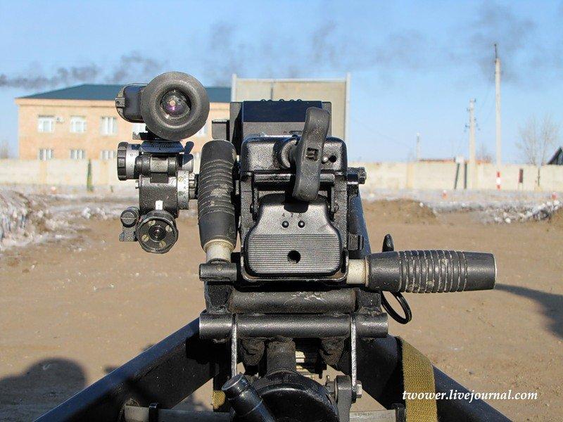 """АГС-17 """"Пламя"""" - фото УСМ"""