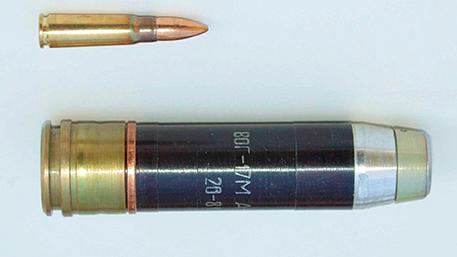 """АГС-17 """"Пламя"""" - фото выстрел"""