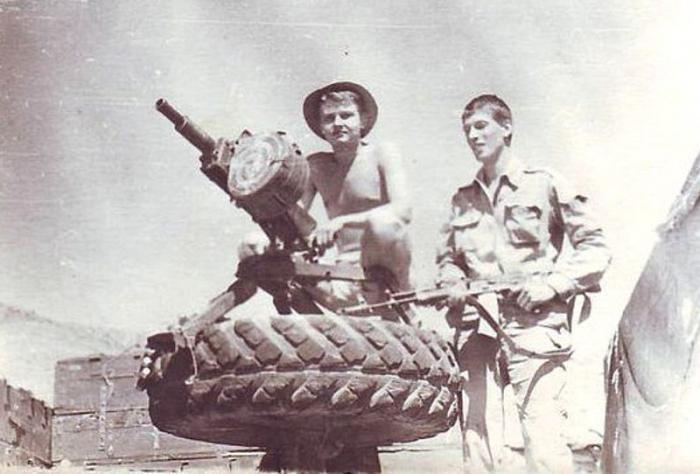 """АГС-17 """"Пламя"""" - фото на позиции"""