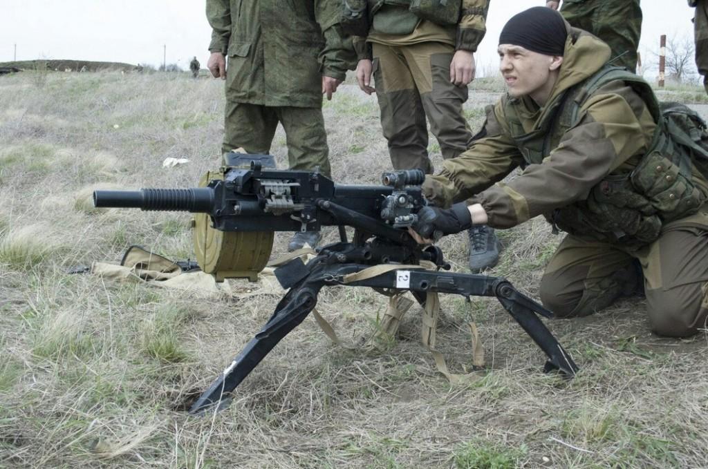 """АГС-17 """"Пламя"""" - фото"""