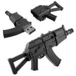 usb флешка автомата Калашникова АК-47, АК-74