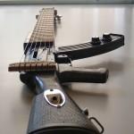 гитара автомата Калашникова АК-47, АК-74