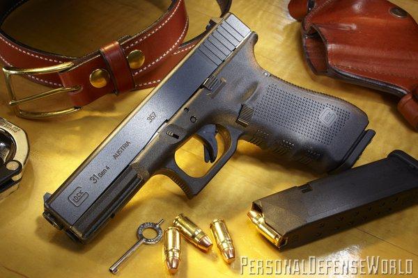 Пистолет Glock 31