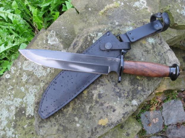 Тактико-технические характеристики ножа ДВ-1: